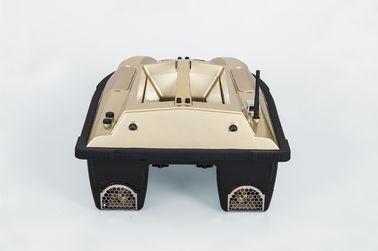Barca telecomandata intelligente dell'esca di pesca di Champagne con il cercatore del pesce