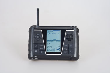 Parti della barca dell'esca per il microtelefono telecomandato con il LCD di alta risoluzione, duplex pieno di Digital