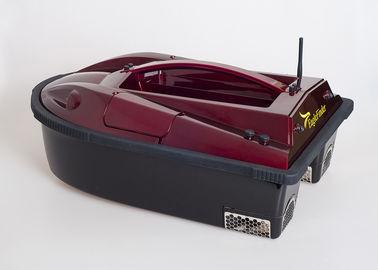 Barca telecomandata dell'esca del cercatore del pesce dell'elica gemellata di rosso con il sistema di allarme acustico RYH-001C